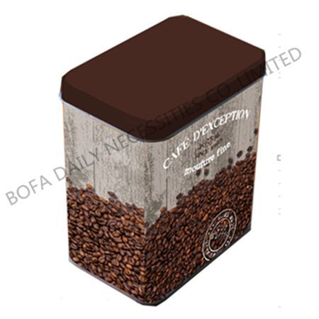 Coffee bean case