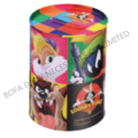 Cartoon printing money box