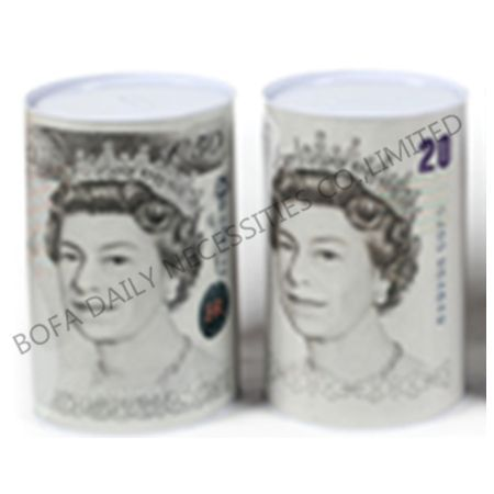 Dollar prinitng money box