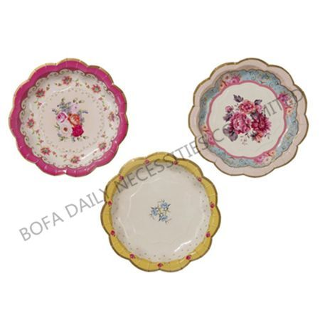 Flower series tableware set pa...
